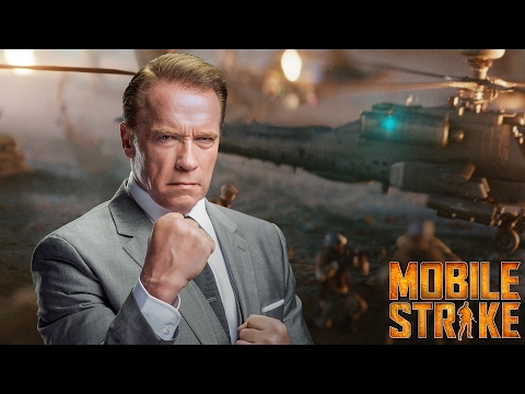 Commercial for Mobile Strike, and Super Bowl LI 2017 (2017) (Television Commercial)