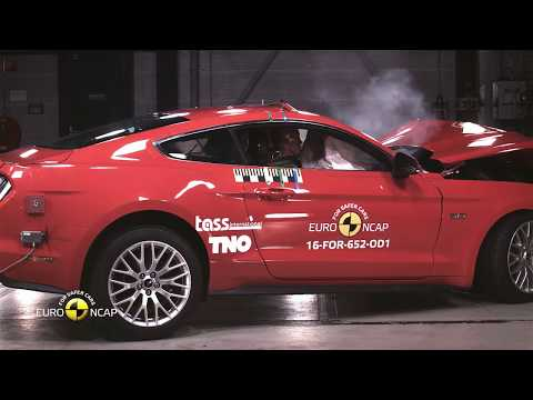 NCAP: Ford Mustang (reassessment)