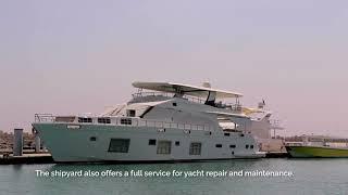 Al Jazeera Port Commercial Short Wrap (2019)