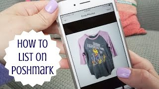 How To List On Poshmark | Sell Your Clothes Online | emptyhanger