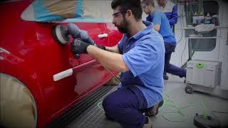 Cursos de Reparação e Pintura de Carroçarias