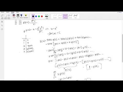 SOA Exam P Question 216 | Manipulating to find Expectation of ...