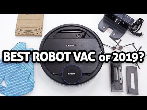 Best Robot Vac of 2019? ECOVACS Deebot Ozmo 930 REVIEW