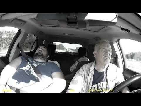 Old man snooze cruising (at 2:10).