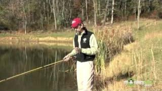 Fly Fish - False Casting & Shooting Line