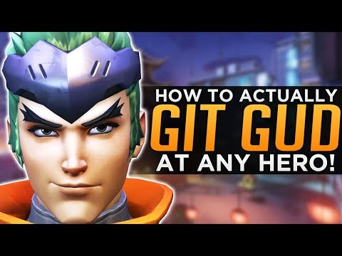 Overwatch: How to ACTUALLY Improve at ANY Hero!
