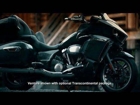 2018 Yamaha Star Venture Bike