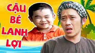 """Hài """" Cậu Bé Lanh Lợi """" Hài Thần Đông Nguyễn Huy, Mai Yến, Hoài Linh Hay Nhất"""