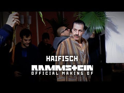 Rammstein - Haifisch (Official Making Of)