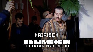 Rammstein   Haifisch (Official Making Of)