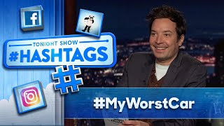 Hashtags: #MyWorstCar