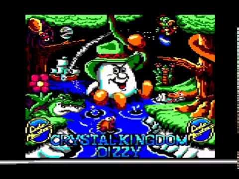 Video ze hry na počítači Amstrad CPC6128