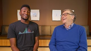Talking Tech en 2020 met Bill Gates!