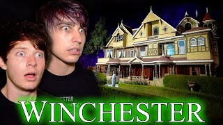 Exploring World's LARGEST Haunted House | Winchester Mystery House
