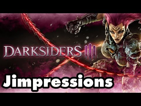Darksiders III – DarkSoulsSiders (Jimpressions) video thumbnail
