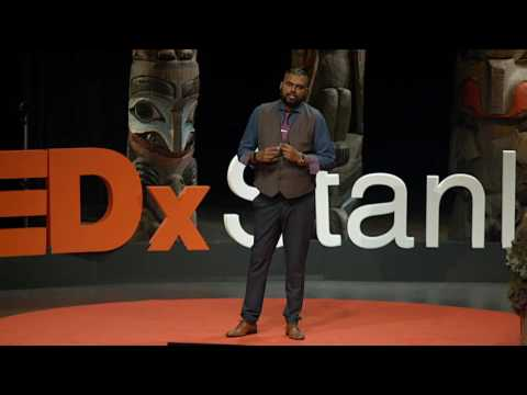 Feeling stuck - fuelling life from average to epic | Bosco Anthony | TEDxStanleyPark