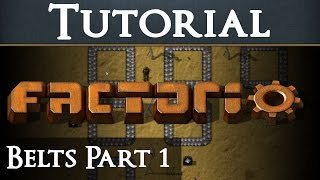 Download Factorio Tutorial 4 - Belts Part 1 - BigalProduct com