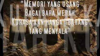 Rahim Maarof   Usang  Lyrics.wmv