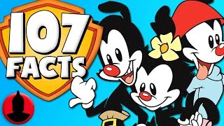107 Animaniacs Facts You Should Know! (107 Facts S6 E6) | Channel Frederator