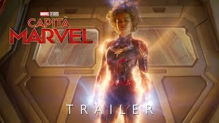 Trailer 2 Capitã Marvel