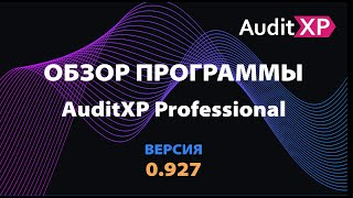 Автоматизация аудита в AuditXP Professional