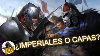 Imperiales contra Capas de la Tormenta