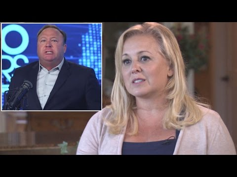 Ex-Wife Of 'Infowars' Host Alex Jones: 'He's A Really Unhappy, Disturbed Person'