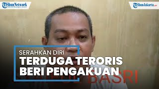Menyerahkan Diri, Terduga Teroris Saiful Basri Mengaku Hadiri Sidang Rizieq Shihab Tiga Kali