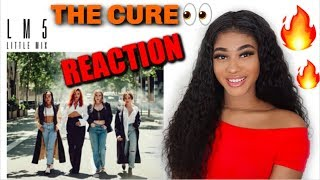 Little Mix - The Cure (Audio) Reaction