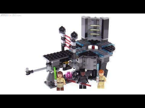 LEGO Star Wars Duel on Naboo review! 75169