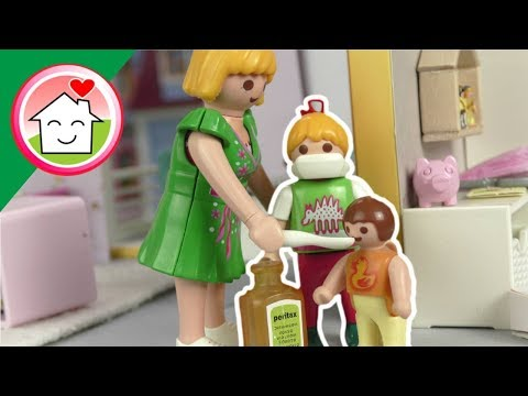 حضانة بلاي موبيل مع عائلة عمر - ميجا فيديو بلاي موبيل  - أفلام بلاي