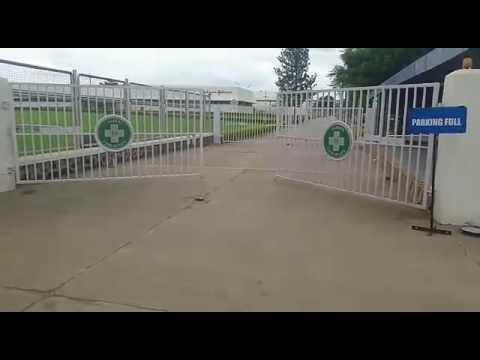 Auto Swing Gate