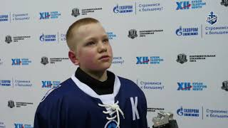 Капитан «Адмирал 2007» Михаил Костенко о матче с «Амуром 2007»