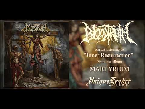 "Bloodtruth - ""Martyrium"" (FULL ALBUM HD AUDIO)"