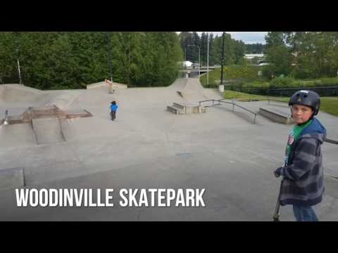Seattle Skatepark Tour  (Part 1)