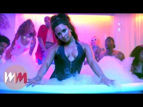 Top 10 Best Demi Lovato Music Videos