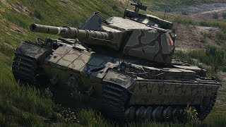 World of Tanks Super Conqueror - 8 Kills 10,9K Damage