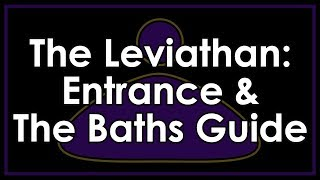 Destiny 2: The Leviathan Raid - Entrance & The Baths Strategy Guide