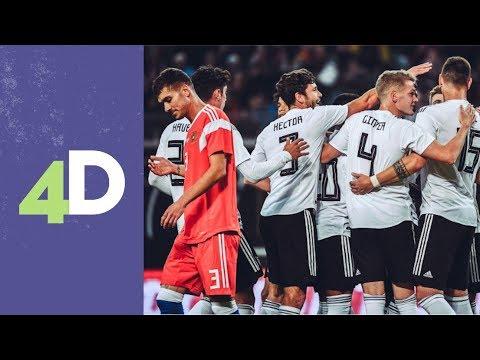 Сборная России разгромлена   Хорватия и Испания выдали лучший матч дня   Канте – самый честный онлайн видео