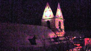 preview picture of video 'Matrei in Osttirol: Pfarrkirche St.Alban Abendläuten mit Glocken 2 und 6'