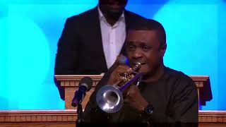 Nathaniel Bassey ministration at Word conference 2019