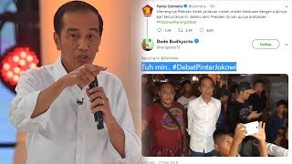 Jokowi Ngaku Temui Nelayan Tengah Malam Hanya dengan Sopir, Video Blusukan Tanpa Paspampres Beredar