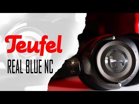 Teufel Real Blue NC - Der neueste Noise Cancelling Kopfhörer aus Berlin ist da! Mit Frank SiriuS