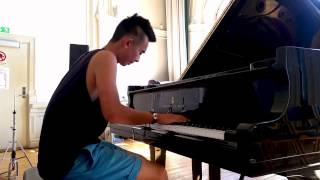 Hold You - Basto (Piano cover) by David Fang
