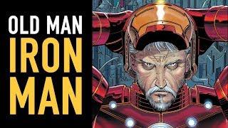 Old Man Iron Man I Cómic Narrado
