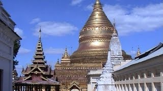 preview picture of video 'Burma / Myanmar - Bagan Shwezigon Pagode'