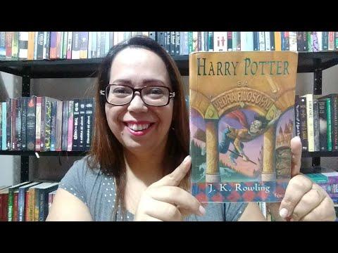 Resenha Harry Potter e a Pedra Filosofal | J.K.Rolling