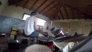 Exodus- - Impaler - drumcover by Nachinsmf