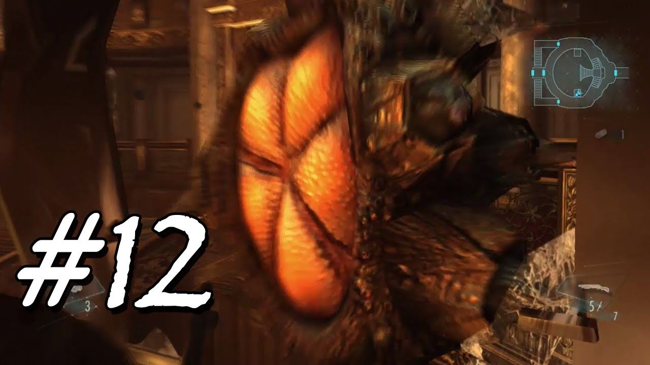 [Let's Play] Resident Evil Revelations – 12 – Der Boss auf dem Aufzug