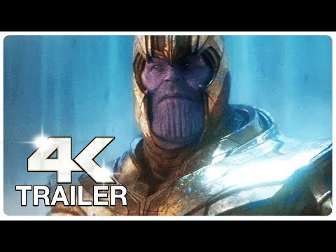 Download AVENGERS 4 ENDGAME : 8 Minute Trailers (4K ULTRA HD) NEW 2019 HD Mp4 3GP Video and MP3